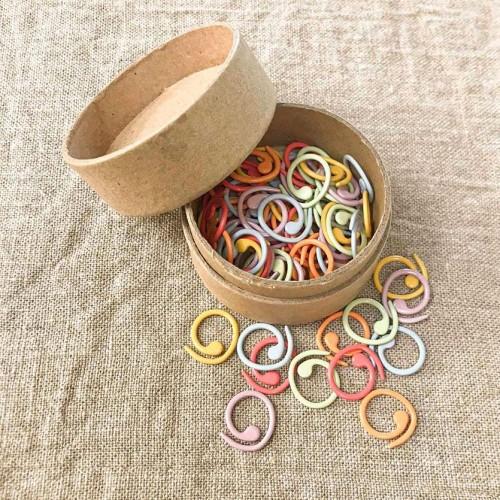 označovače cocoknits split rings