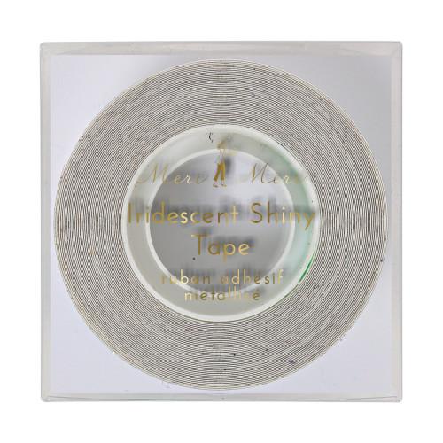 ozdobná lepiaca páska perleťová
