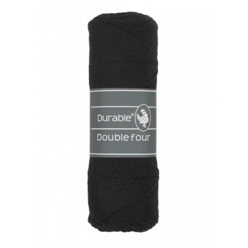 durable double four - 325 black