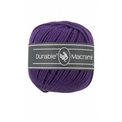 durable macramé - 271 violet