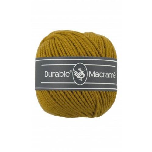 durable macramé - 2211 curry