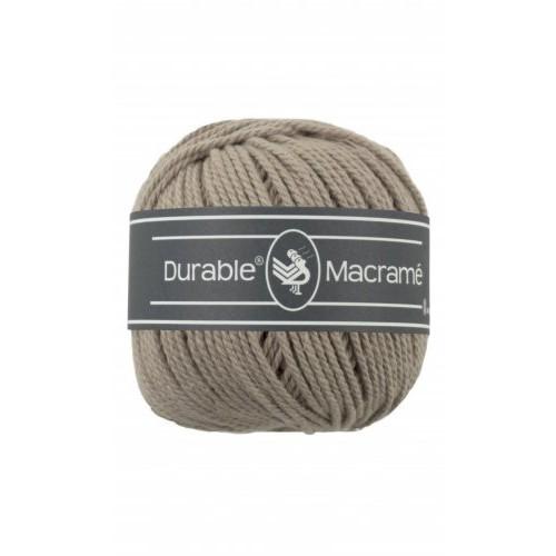 durable macramé - 340 taupe