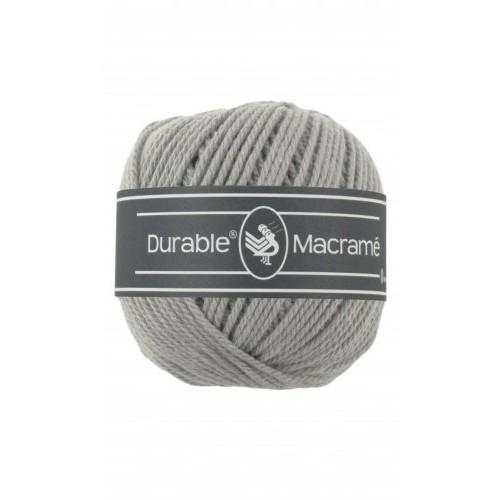 durable macramé - 2232 light grey