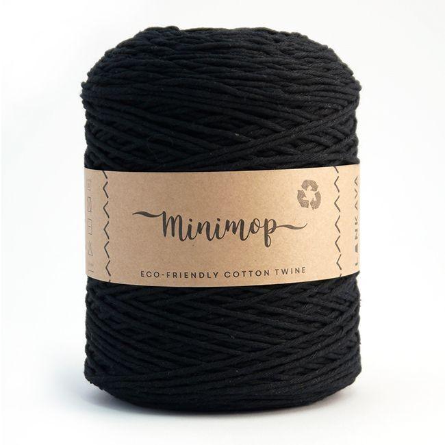 minimop - čierna