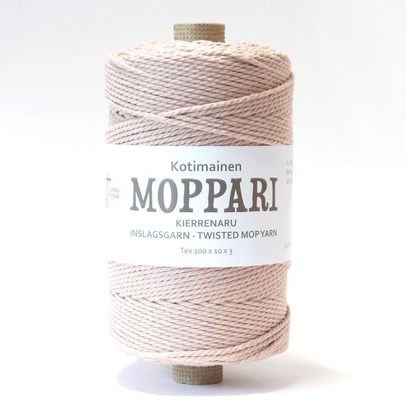moppari - púdrová