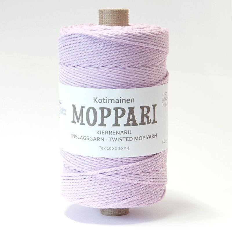 moppari - svetlofialová