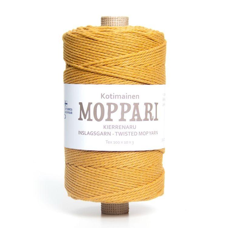 moppari - horčicová