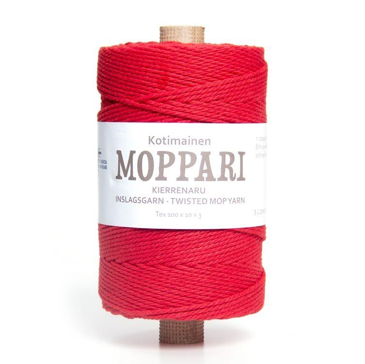 moppari - červená