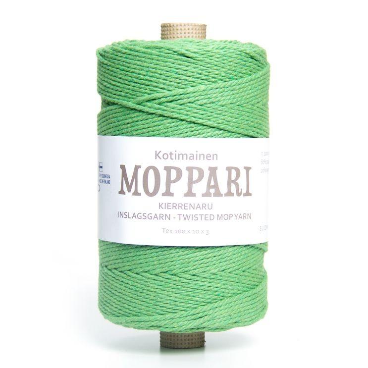 moppari - zelená