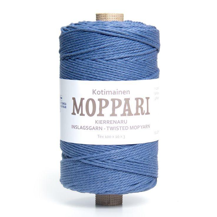 moppari - modrá