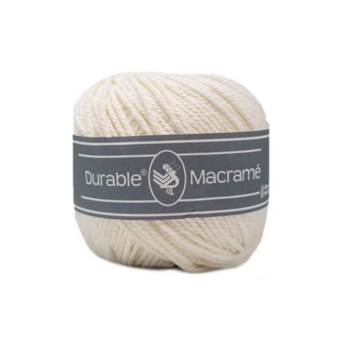 durable macramé - 326 ivory