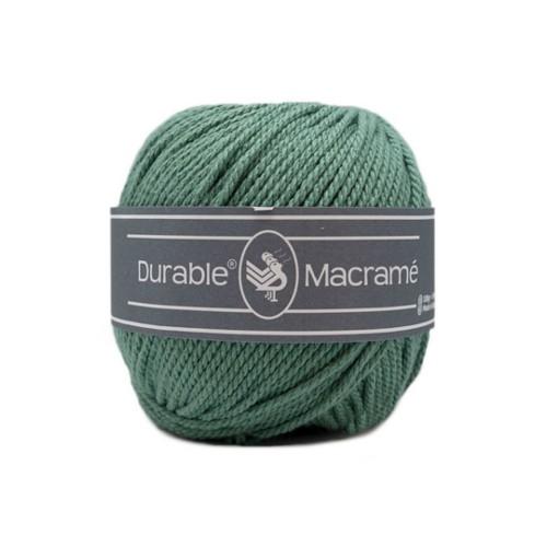 durable macramé - 2133 dark mint
