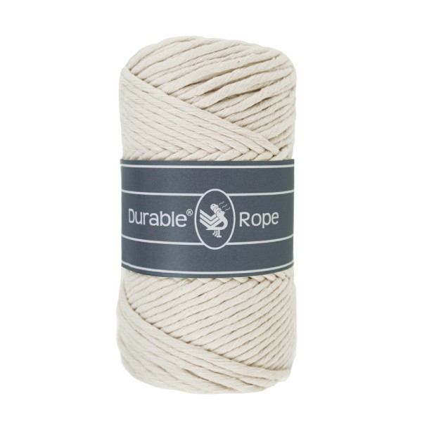 durable rope - 326 ivory