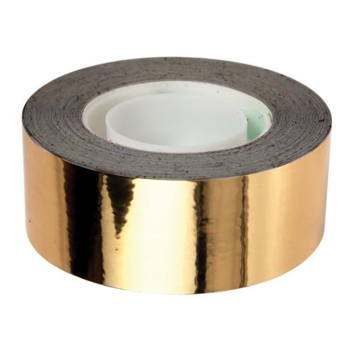ozdobná lepiaca páska zlatá
