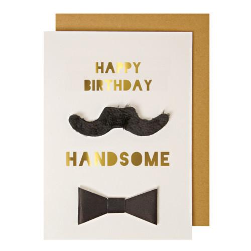 blahoželanie / pohľadnica happy birthday fešák