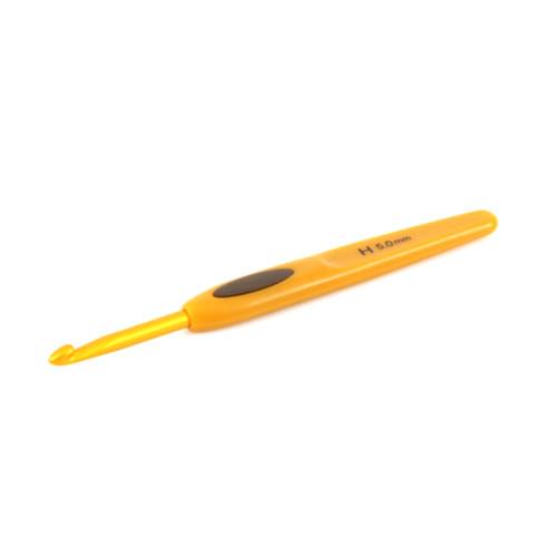 háčik soft touch zlatý 2 - 6 mm