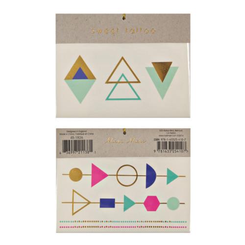 tetovačky trojuholníky