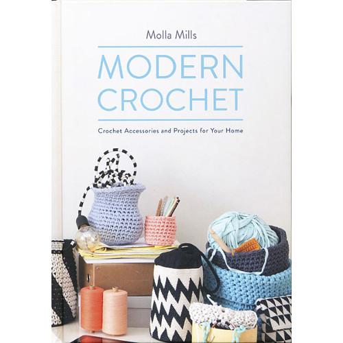 modern crochet od molly mills (anglická verzia)