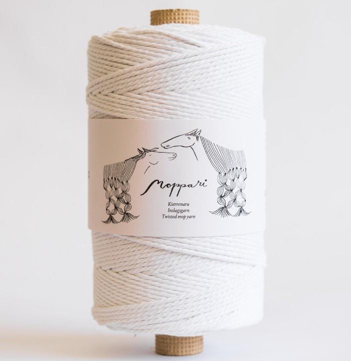 moppari - biela