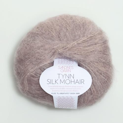 tynn silk mohair - 4310