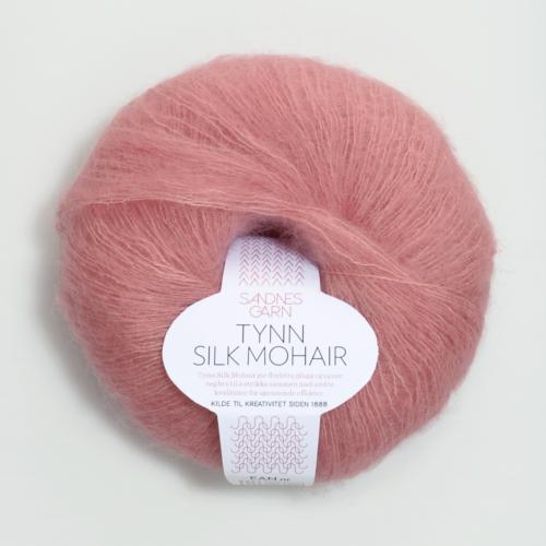 tynn silk mohair - 4323
