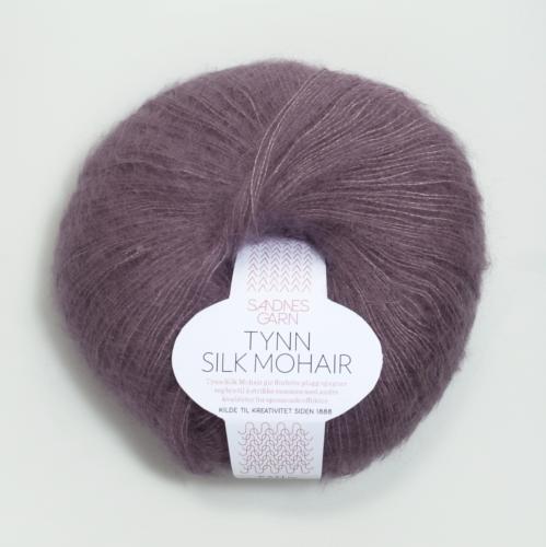 tynn silk mohair - 5042