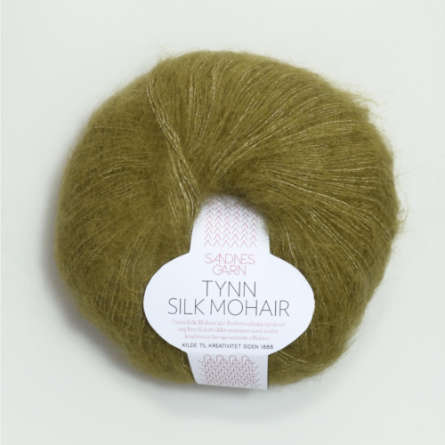 tynn silk mohair - 9850