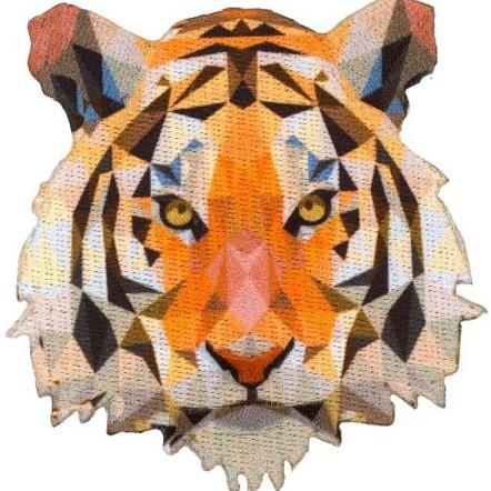 nažehlovačka tiger prisma