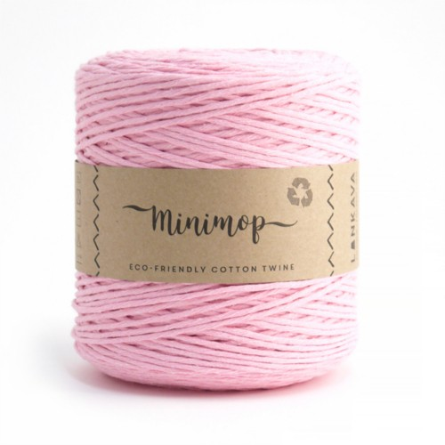 minimop - ružová