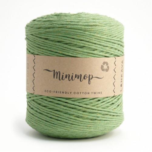 minimop - svetlozelená