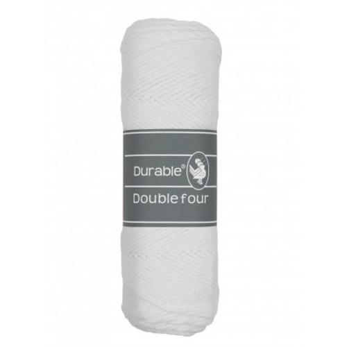 durable double four - 310 white