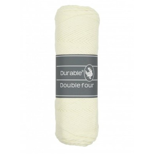 durable double four - 326 ivory